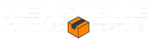 Keystone Package Testing Logo - Light