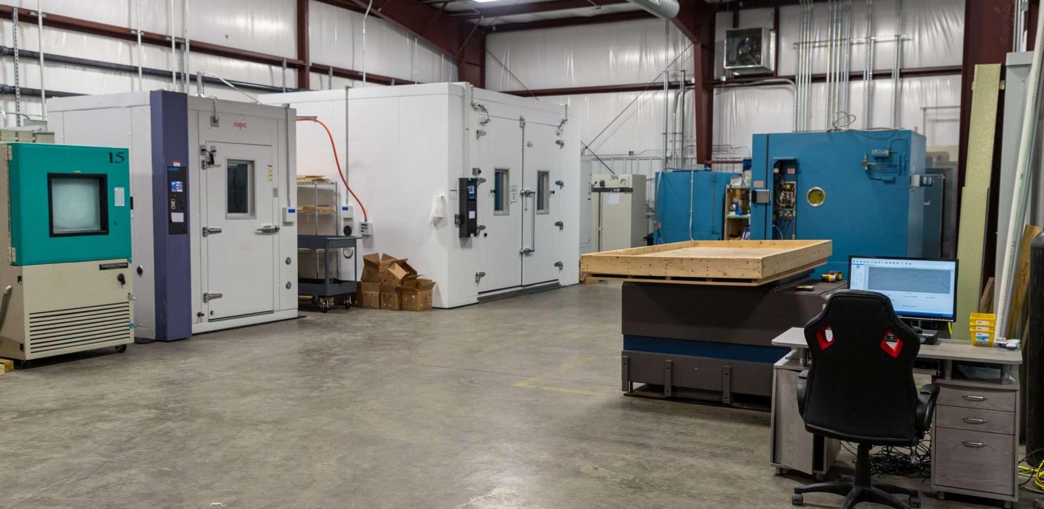 ASTM Testing Lab